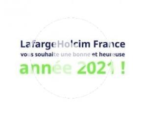 Carte de voeux 2021 - LafargeHolcim France
