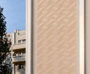 Réhabilitation de logements sociaux : La résidence Bel Air s'anime d'enduits...
