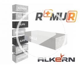 Alkern R+Mur : la solution pour l'optimisation de la performance thermique des bâtiments à étages