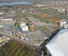 """L'Olympique Lyonnais va devenir producteur d'électricité """"verte"""""""