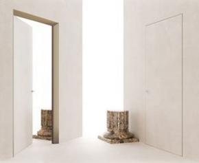 Eclisse 40, huisserie invisible et architecturale