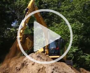 Découvrez les pelles hydrauliques Cat® 315 et 315 GC