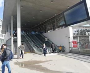 Le chantier du RER E en Ile-de-France victime d'importants surcoûts