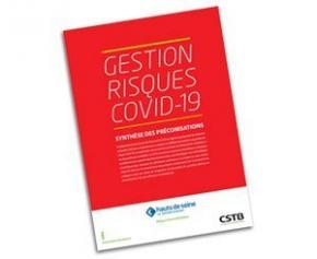 Les Hauts-de-Seine et le CSTB s'associent pour limiter la propagation du Covid-19...