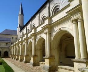 Un musée d'art moderne livré à l'Abbaye royale de Fontevraud