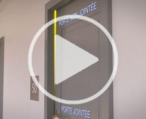 Étanchéités des portes avec Joint Dual