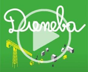 Dieneba : révélation du nom du tunnelier - Ouvrage du Bel Air
