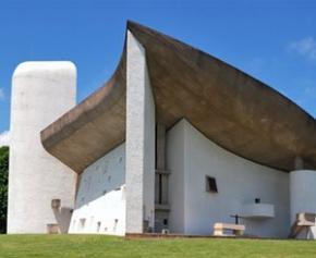 La chapelle de Ronchamp en Haute-Saône conçue par Le Corbusier va être restaurée
