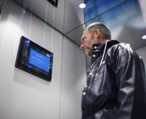 Faites de l'ascenseur un atout séduction du bâtiment neuf