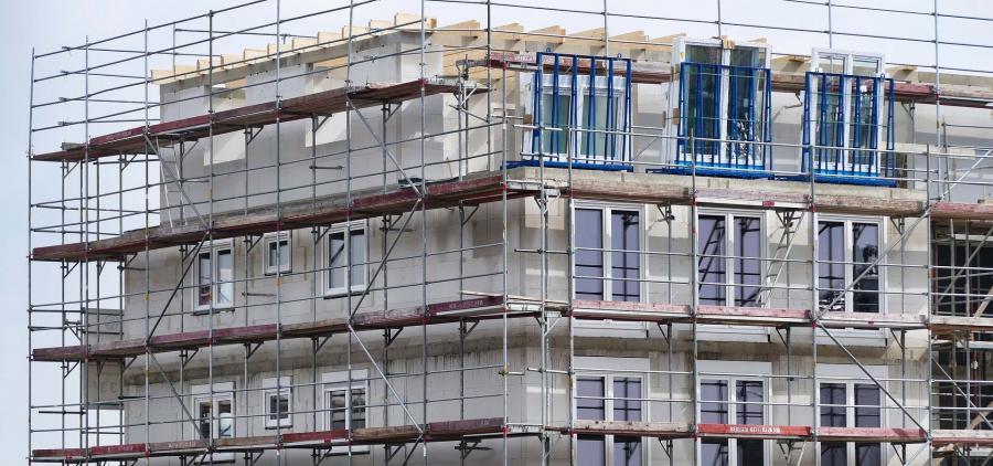 """Le secteur du bâtiment demande des """"mesures puissantes"""" pour relancer le logement neuf"""