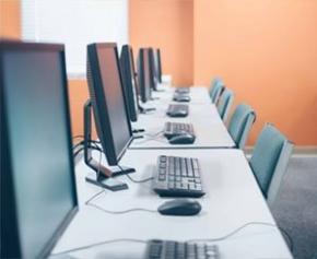 """Avec le télétravail, de plus en plus d'entreprises tentées par le """"flex-office"""""""