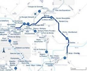 Line 16 of the Grand Paris metro will be completed in 2028