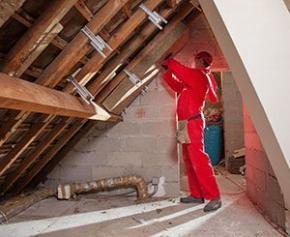 Renovate the attic to keep the house cool