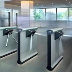 Tripod turnstile for access control