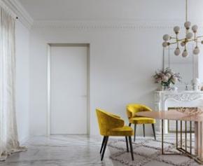 Eclisse 40, an original and revolutionary frame