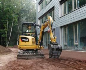 When to use a mini excavator?