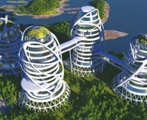 Biomimicry, a source of inspiration for concrete and the city of the future