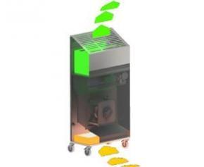 Venteo lance cPURE, un purificateur d'air haute performance, en...