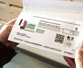 Energy checks arrive in letterboxes from Monday