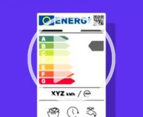 What does the new energy label look like?