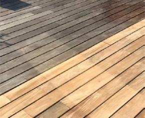 Renovate a terrace with Owatrol