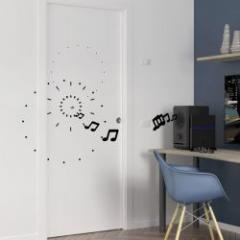 Acoustic pocket door with 43 dB sound reduction