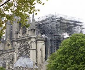 Deux ans après l'incendie, le sprint final pour terminer la sécurisation de Notre-Dame