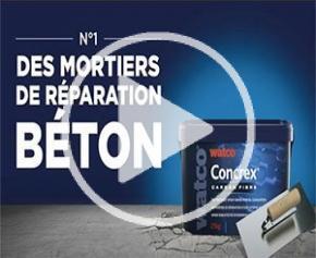 Le nouveau Concrex® Carbon Fibre