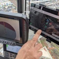 Tower Crane / Mobile Crane Anti-Collision Assistance System