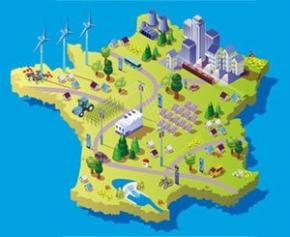 The transformation of the public electricity distribution network by 2050
