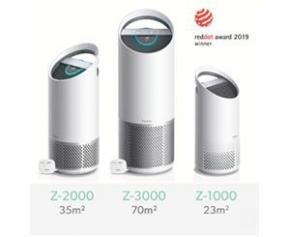 Leitz présente une nouvelle gamme de purificateurs d'air intégrant des...