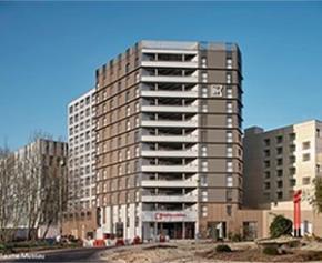 Livraison du pôle résidentiel de l'ensemble immobilier Treed It à Champs-sur-Marne