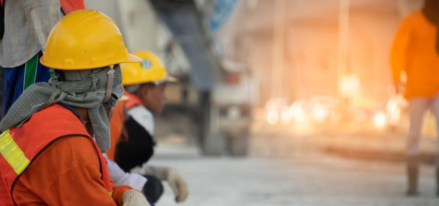 Les métiers du BTP et de la construction en tête des recrutements au 1er trimestre 2021