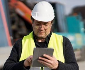 Digital Timesheets: digital clocking for construction by Traxxeo
