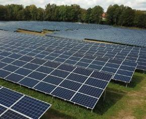 The second largest photovoltaic plant in France will be put into operation ...