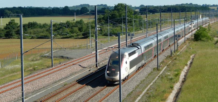 La France relance la construction de lignes à grande vitesse après plusieurs années de pause