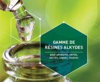 Lixol, spécialiste français des résines alkydes, accélère sa croissance