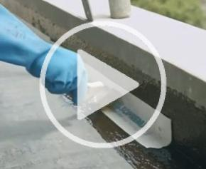 Alsan® Macaflash, a new tool for installing the Flashing veil in waterproofing