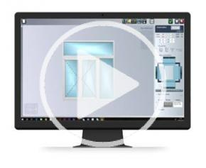 Ramasoft, the joinery manufacturing software of the Elcia Group