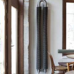 Industrial finned tube radiator