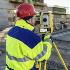 Last manual total station iCON