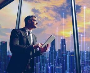 OpenBlue Healthy Buildings rend les bâtiments plus sûrs pour les salariés qui...