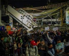 L'accident du métro de Mexico serait dû à une usure précoce ou à...