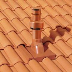 Conduit de fumée pour chaudières à condensation gaz et fioul