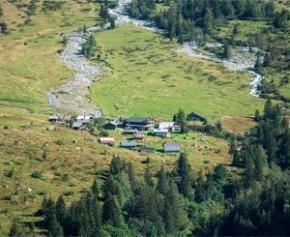 Un chantier vert pour une énergie verte à Saint-Gervais