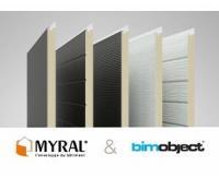 La solution Myral désormais disponible sur BIMObject