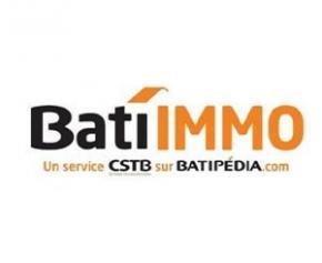 BatiIMMO, nouveau service du CSTB, disponible sur le portail Batipédia