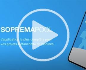 SopremaPool : Une nouvelle application mobile pour vos projets piscine