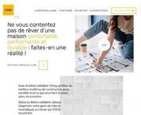 Un projet de maison individuelle ? Découvrez le nouveau site internet Ytong Inside