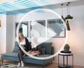Climatisation réversible Bosch Climate 5000i - Système Follow Me